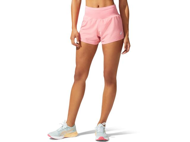 "asics Road 3,5"" shorts Damer, pink"